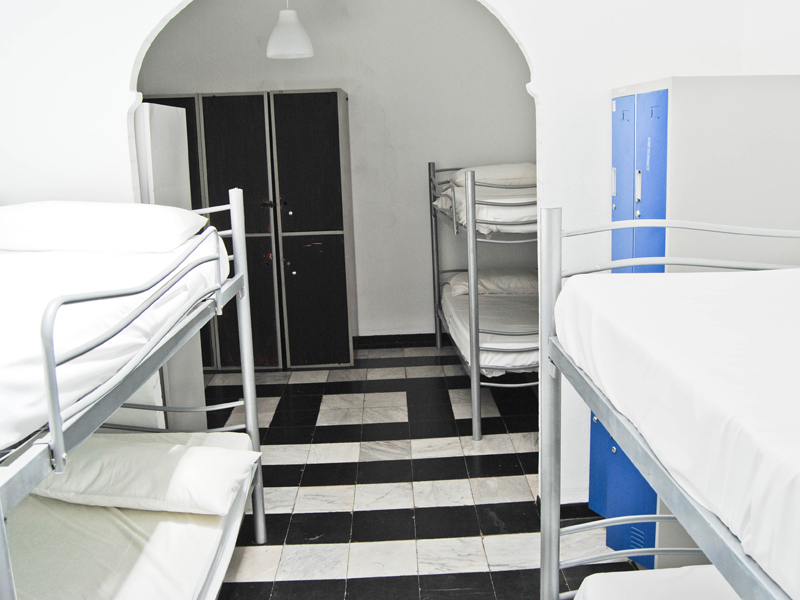 Hostel Málaga City