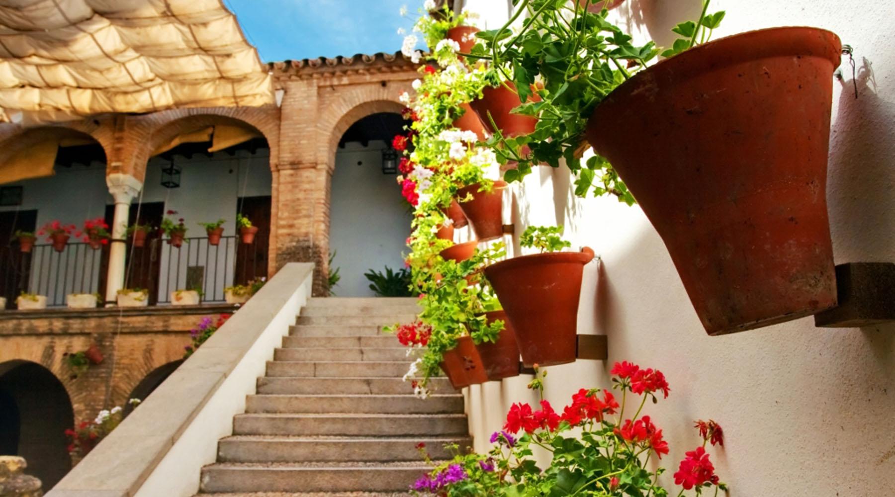 Apartamentos patios de alc ntara en c rdoba - Apartamentos turisticos la castilleja cordoba ...