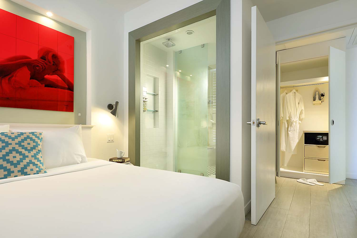 Rooms eurostars vintro hotel in miami beach - 2 bedroom hotel suites in miami south beach ...