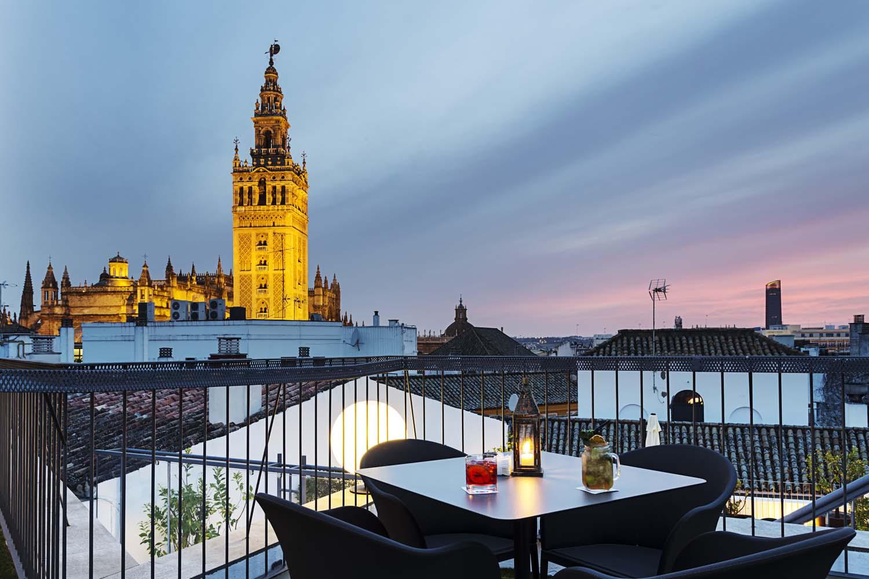 hotel eurostars sevilla boutique en sevilla web oficial