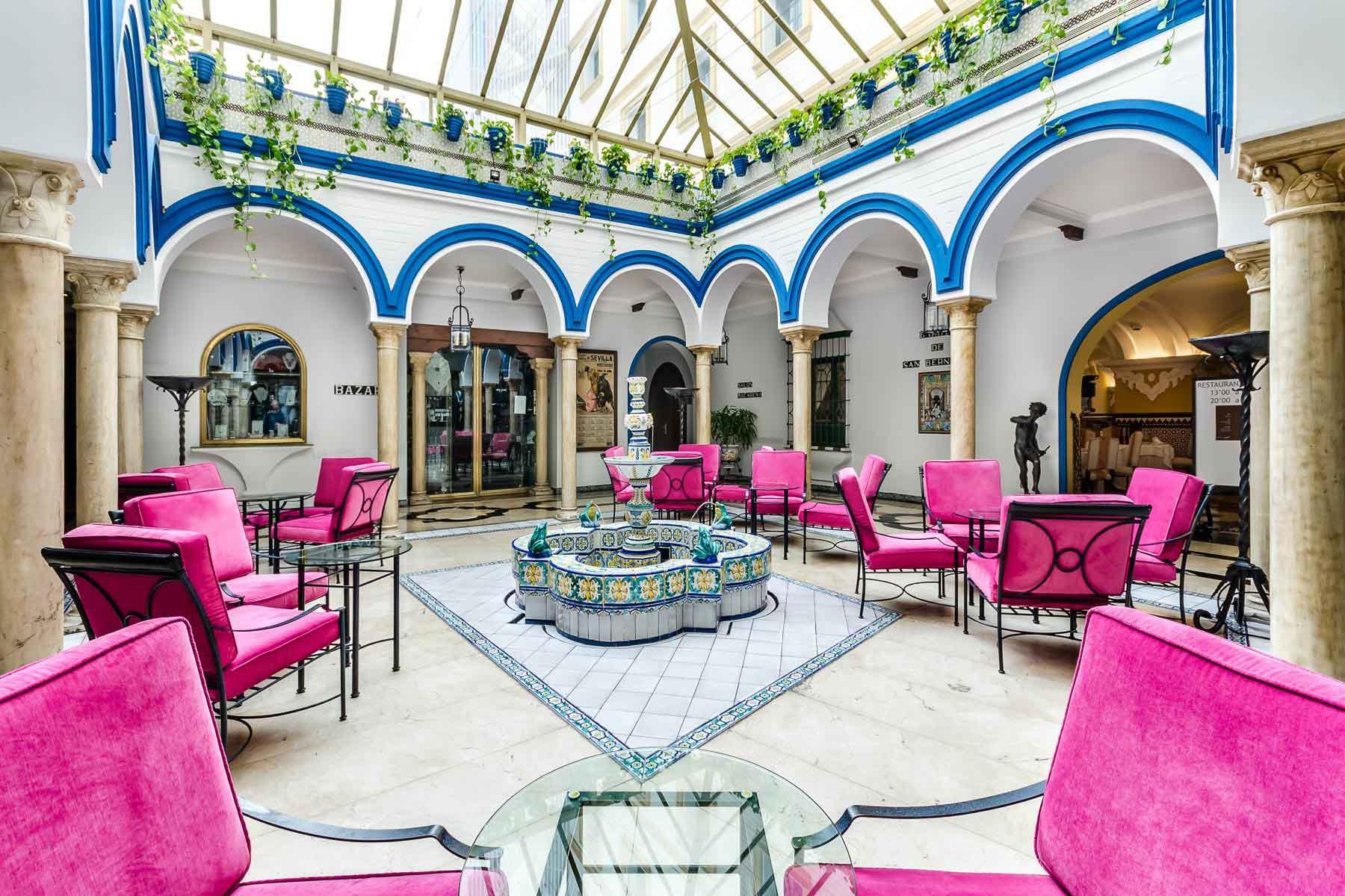 Hotel Sevilla Macarena