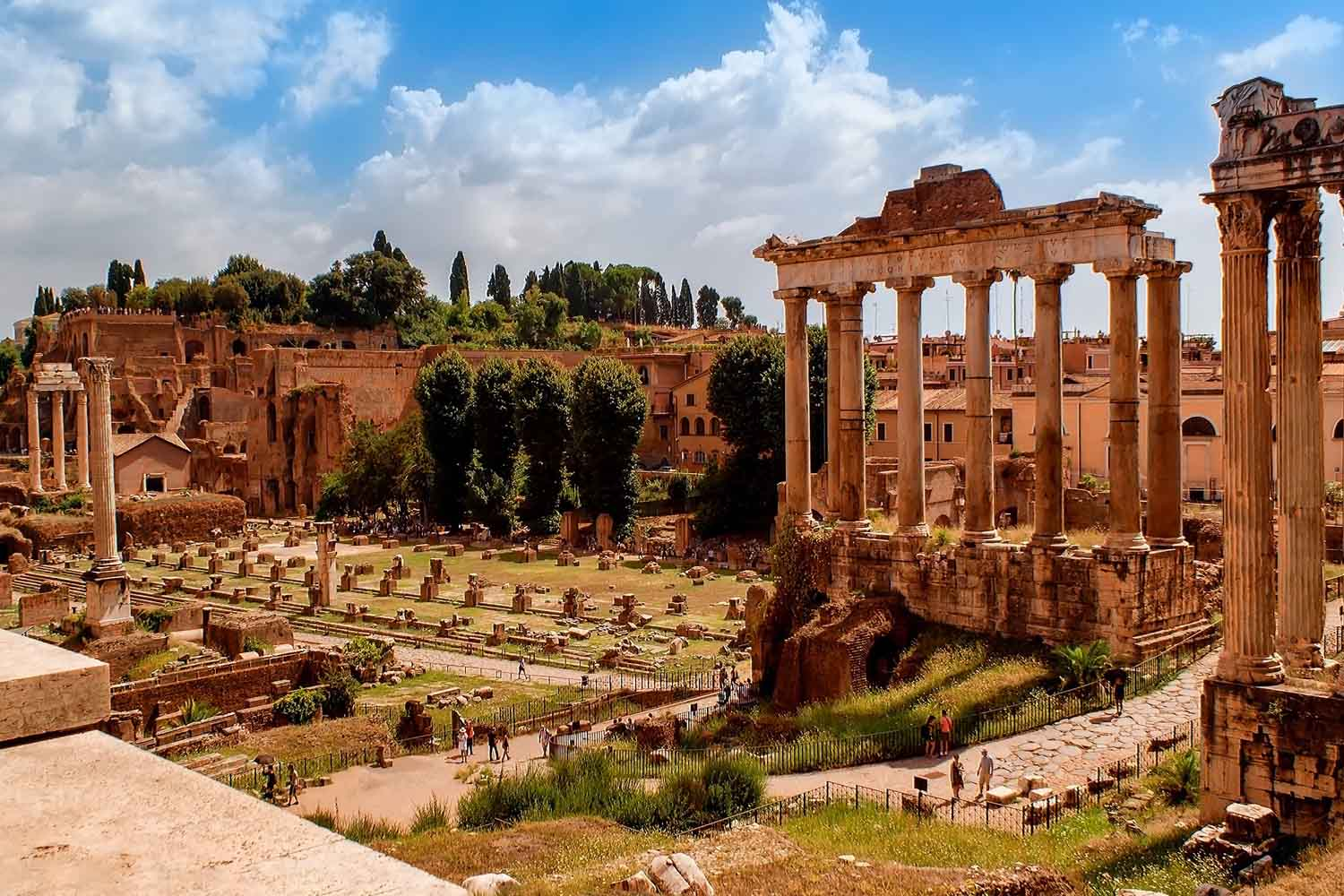 May and June offer in 3-star hotel in Rome