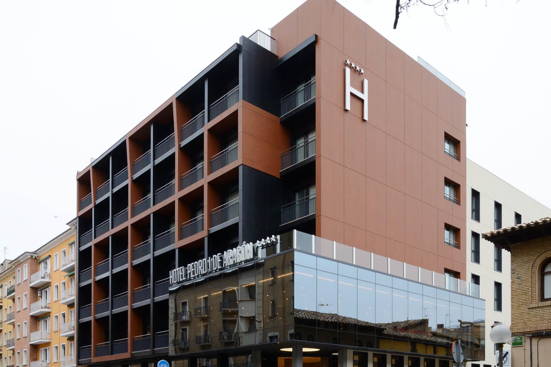 Hotel Pedro I de Aragón  galeria