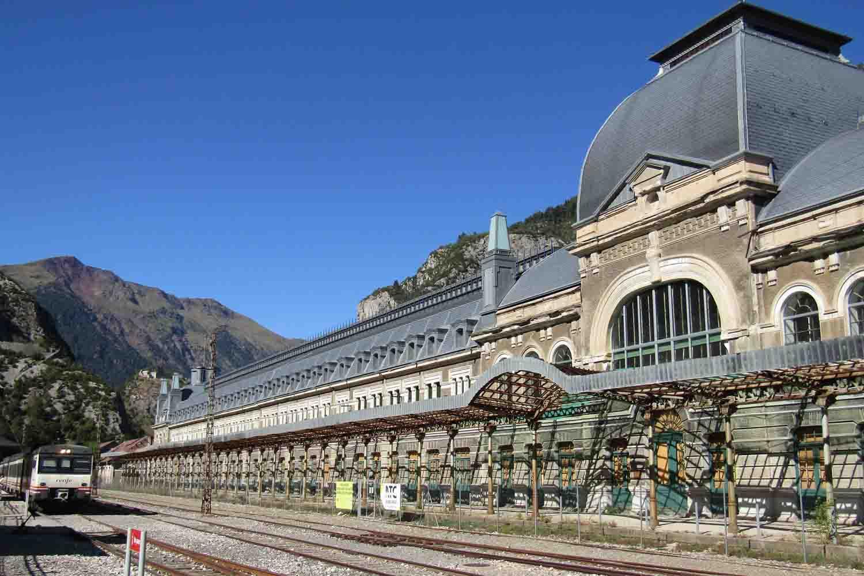 Confranc station