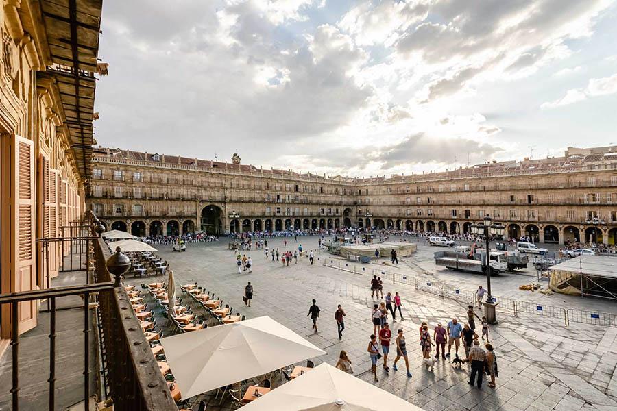 Salamanca Luxury Plaza