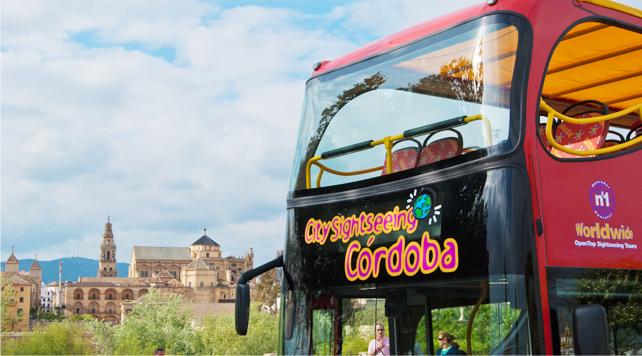 Recorrido en autobús turístico