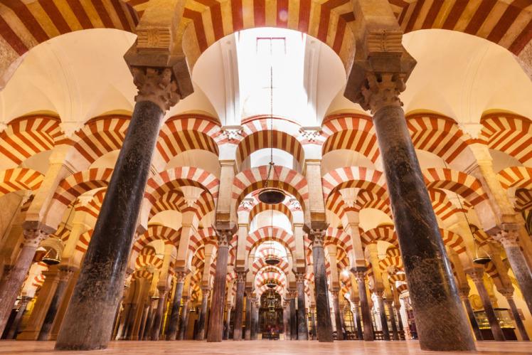Entdecken Sie die Mezquita