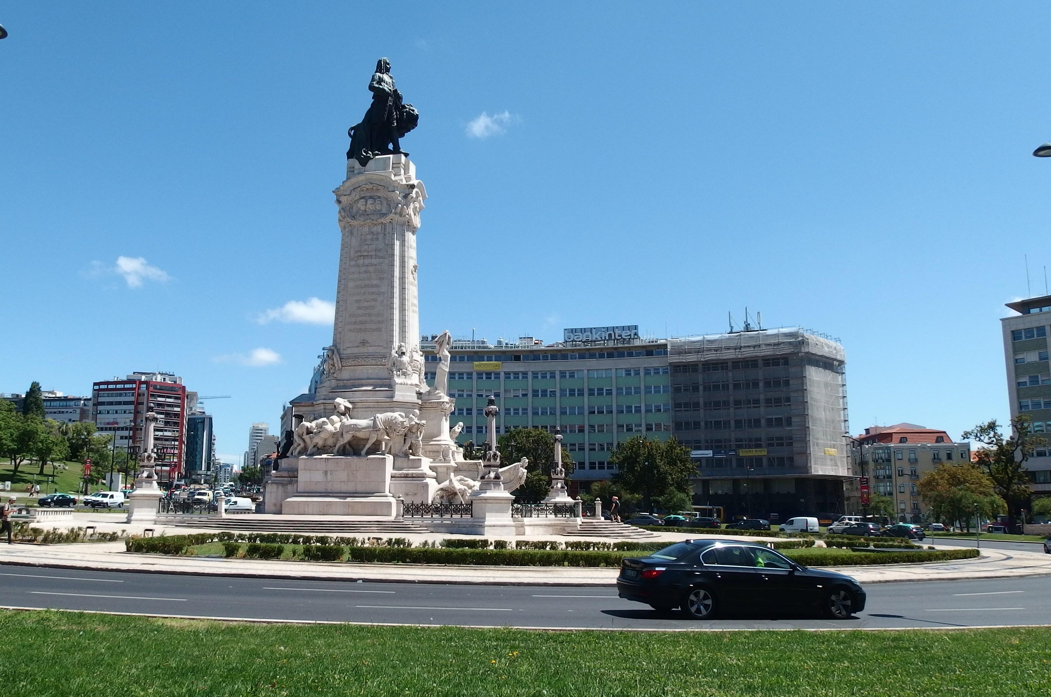 Praça Marquês do Pombal