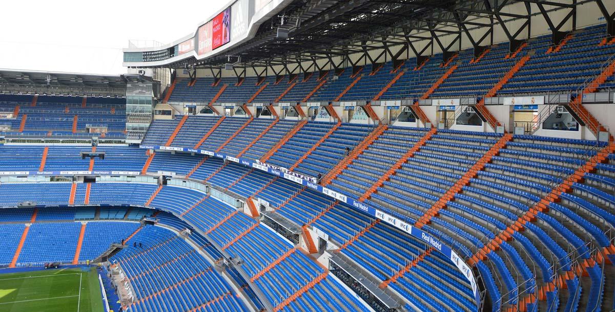 Besuch im Bernabéu