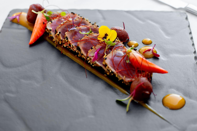 Eurostars Suites Mirasierra - Gastronomie