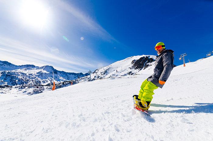 Estació d'Esquí Grandvalira