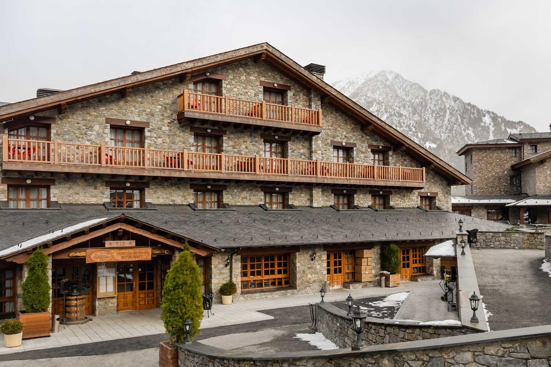 Hotel Os de Civís & SPA - Andorra