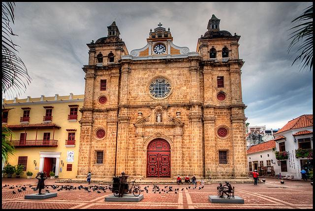 Iglesia y monasterio de San Pedro Claver