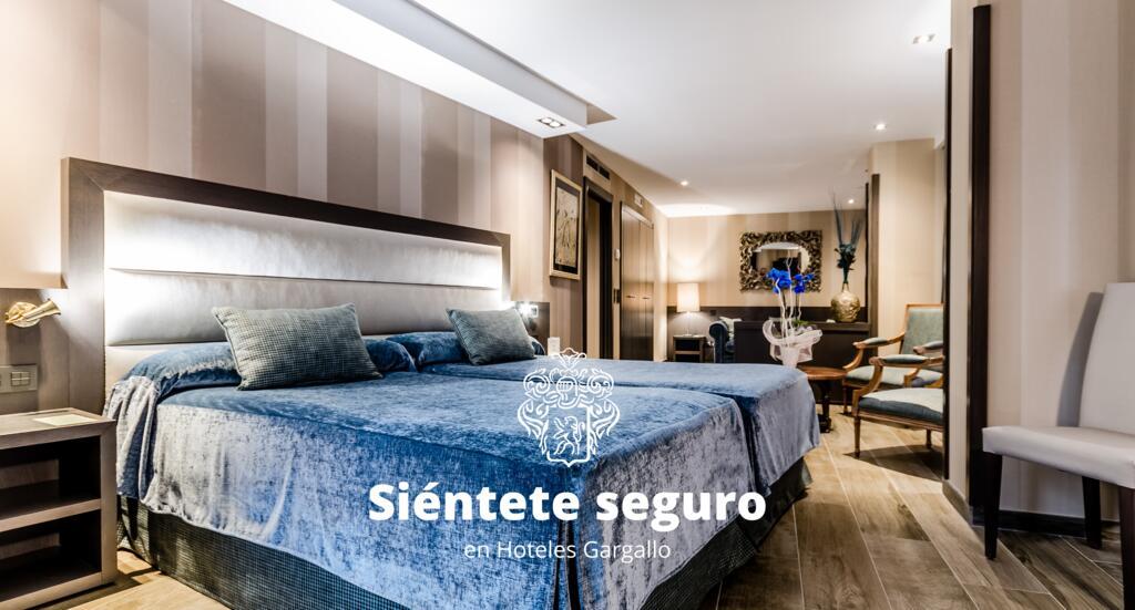 Hotel Reina Cristina  galeria