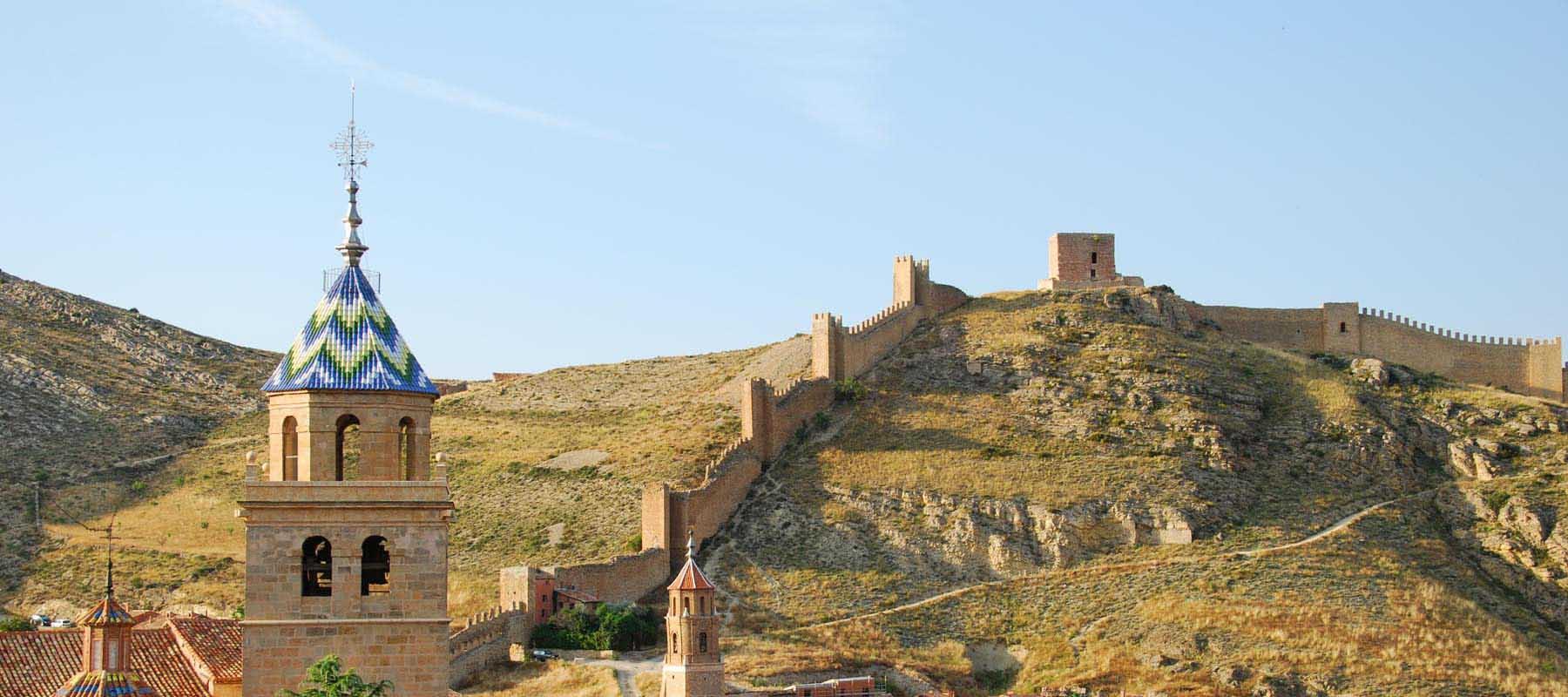 Tombez amoureux de Teruel
