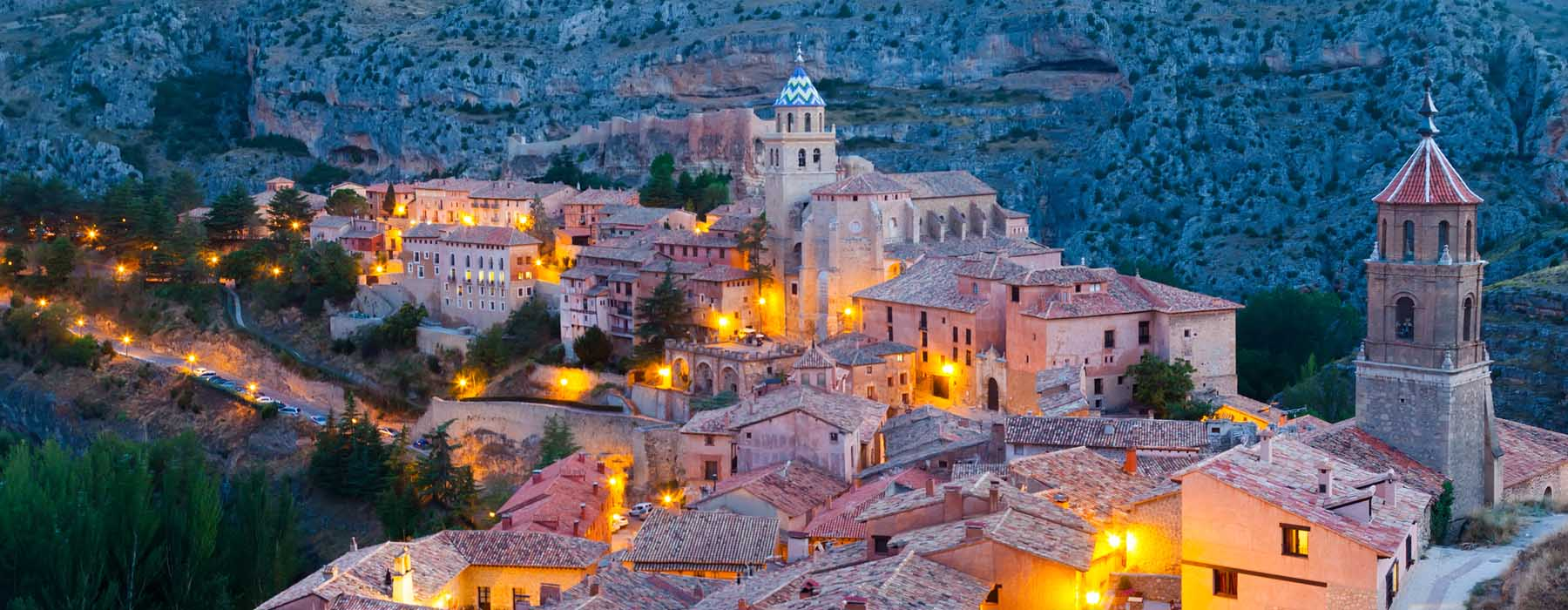 Escapade Teruel et Albarracín