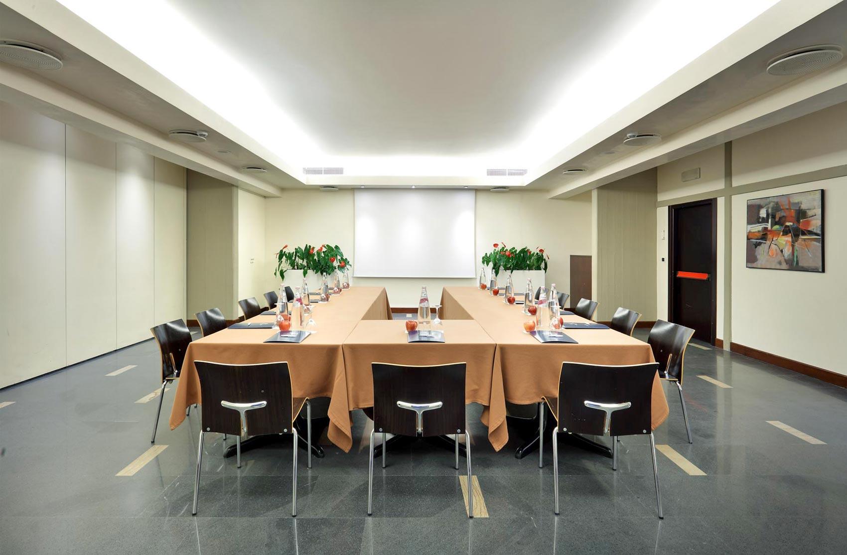 Eurostars Monte Tauro - Meeting rooms