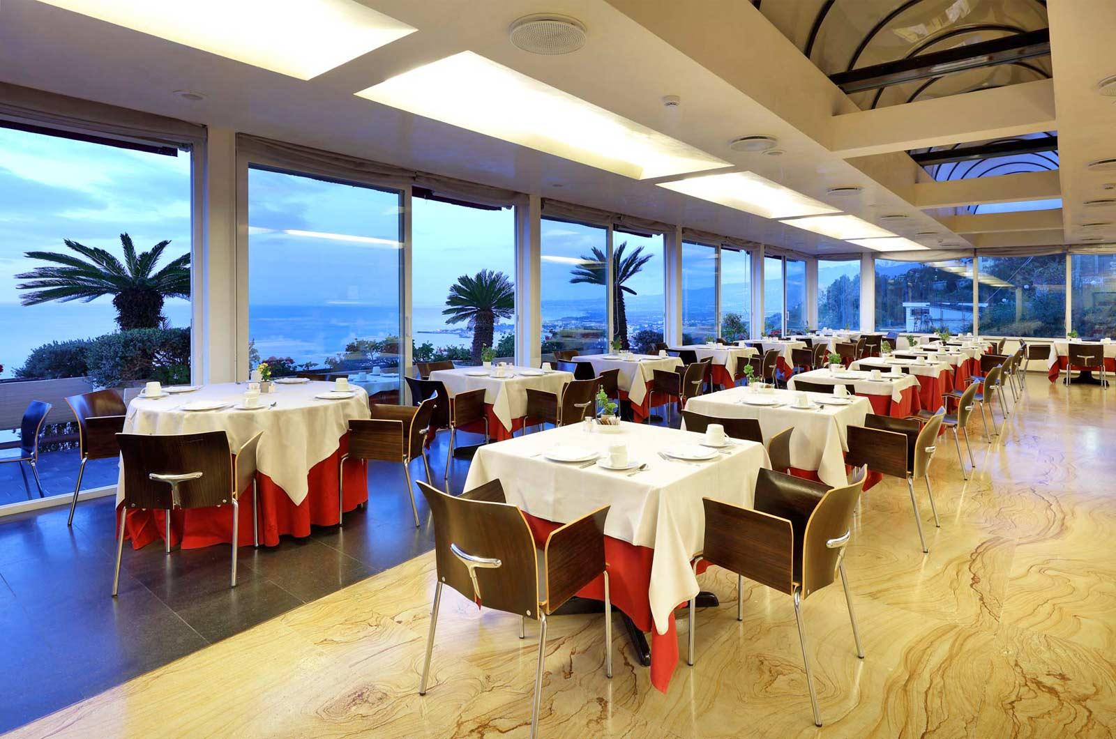 Eurostars Monte Tauro - Gastronomy