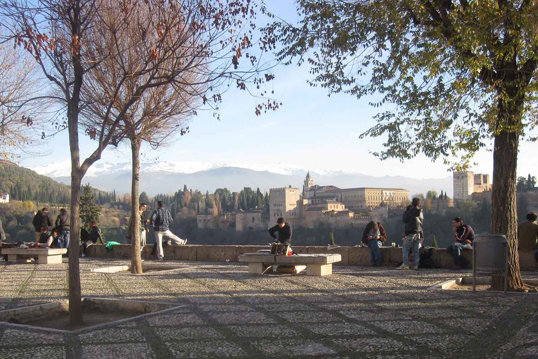 San Nicolás Viewpoint
