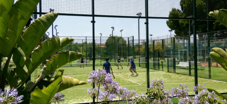 Padel Experience 3 noches