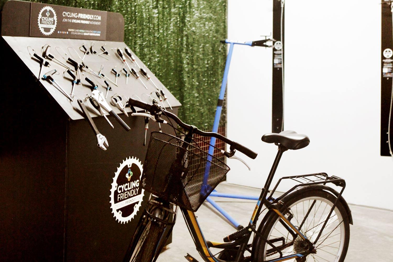 Cycling-friendly