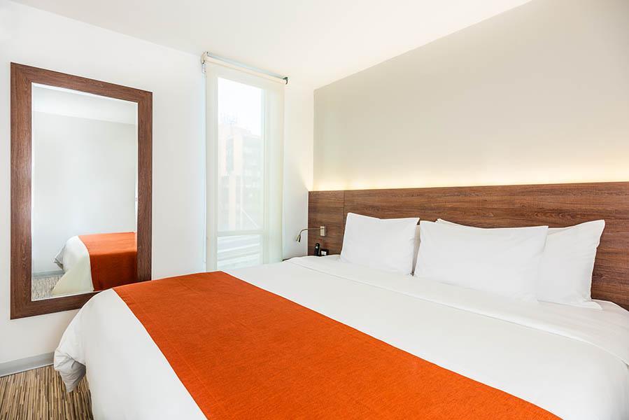 Bogotá 100 Design Hotel  galeria