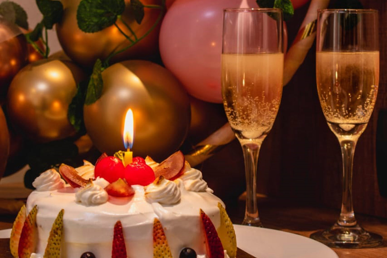 Plano de aniversário