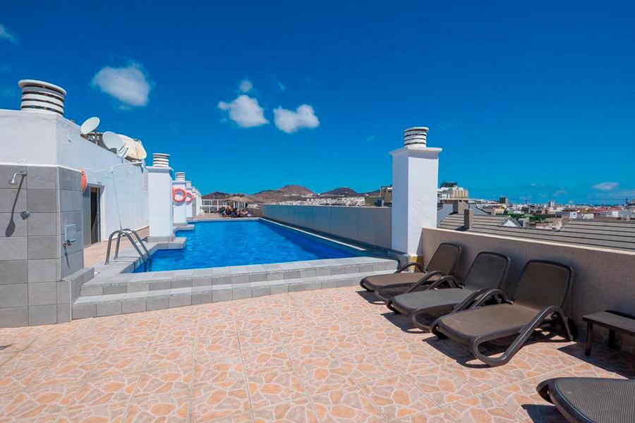Hotel Concorde - Las Palmas  galeria