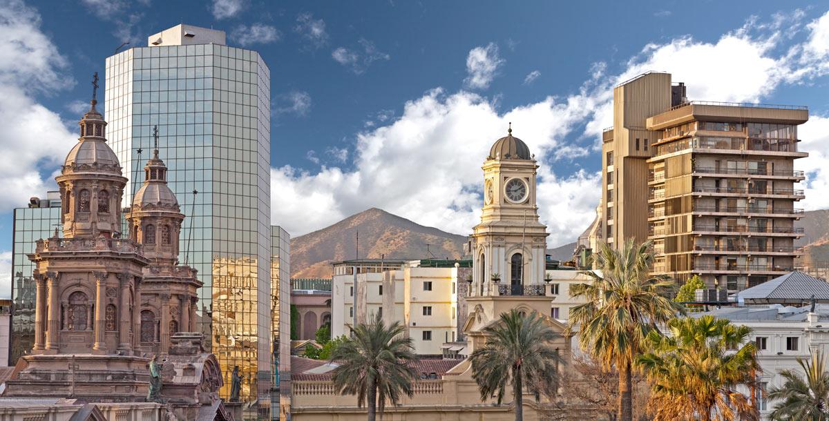 El centro histórico