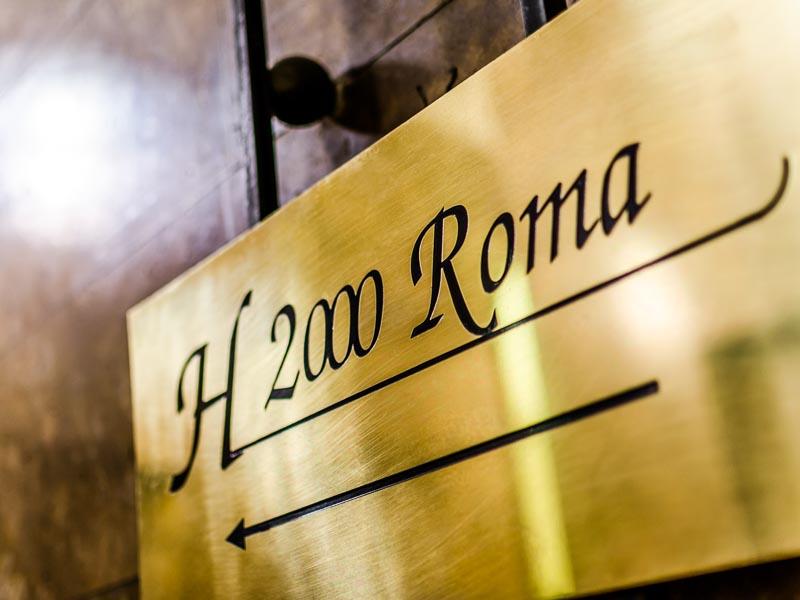 Hotel 2000 Roma  galeria
