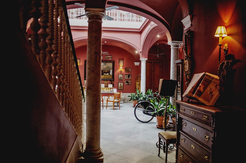 Casa Palacio Conde de la Corte  galeria