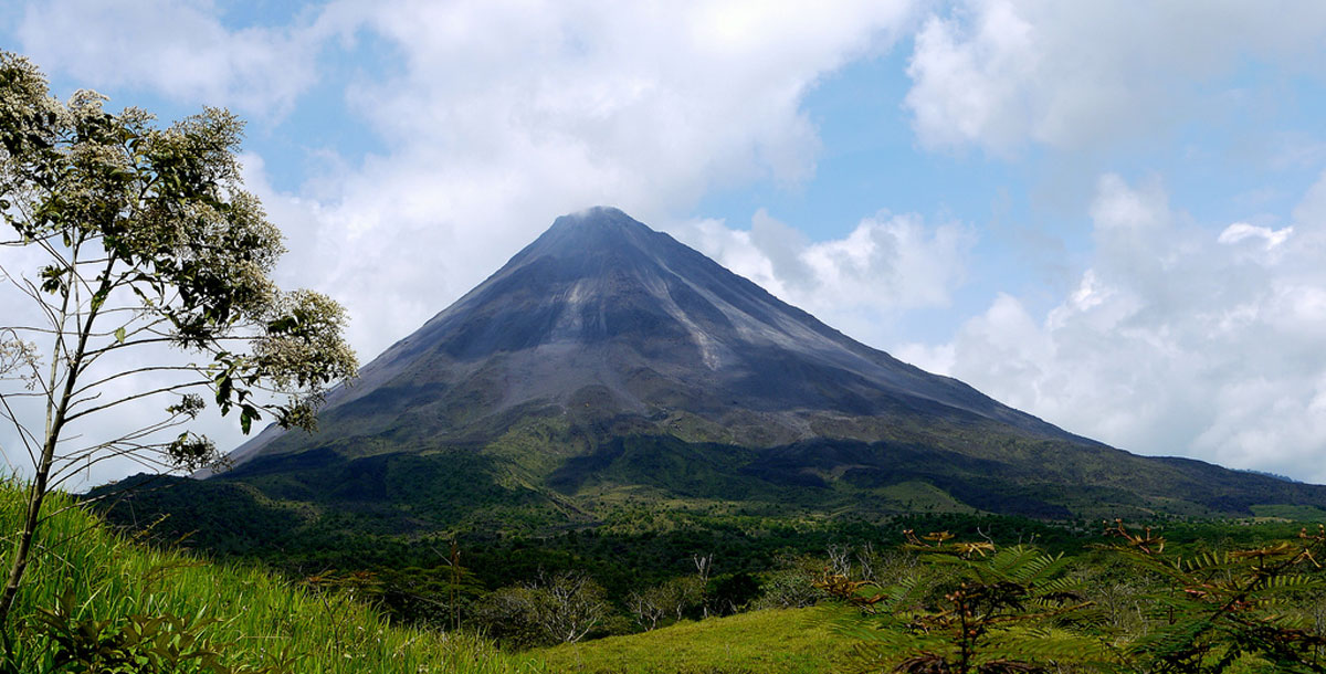 Volcan Arenal et Thermes Tabacón