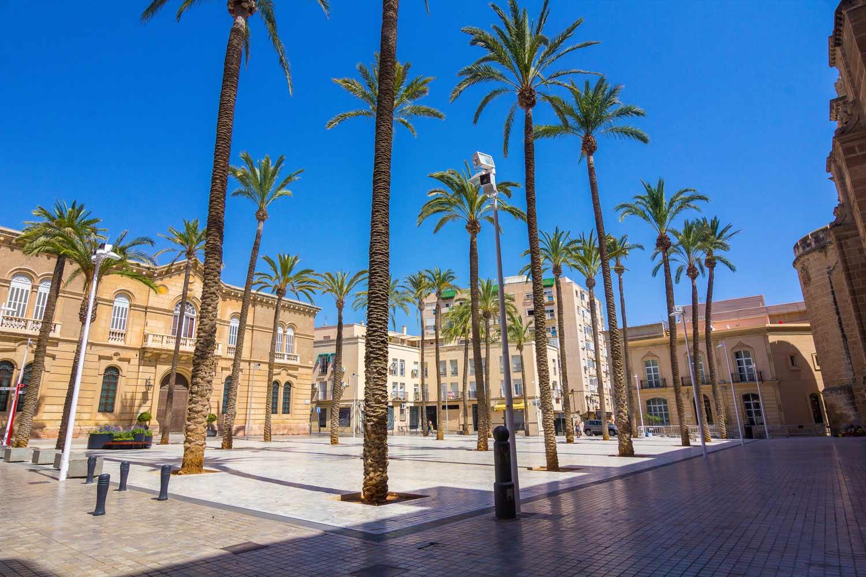 The contrasts of Almería