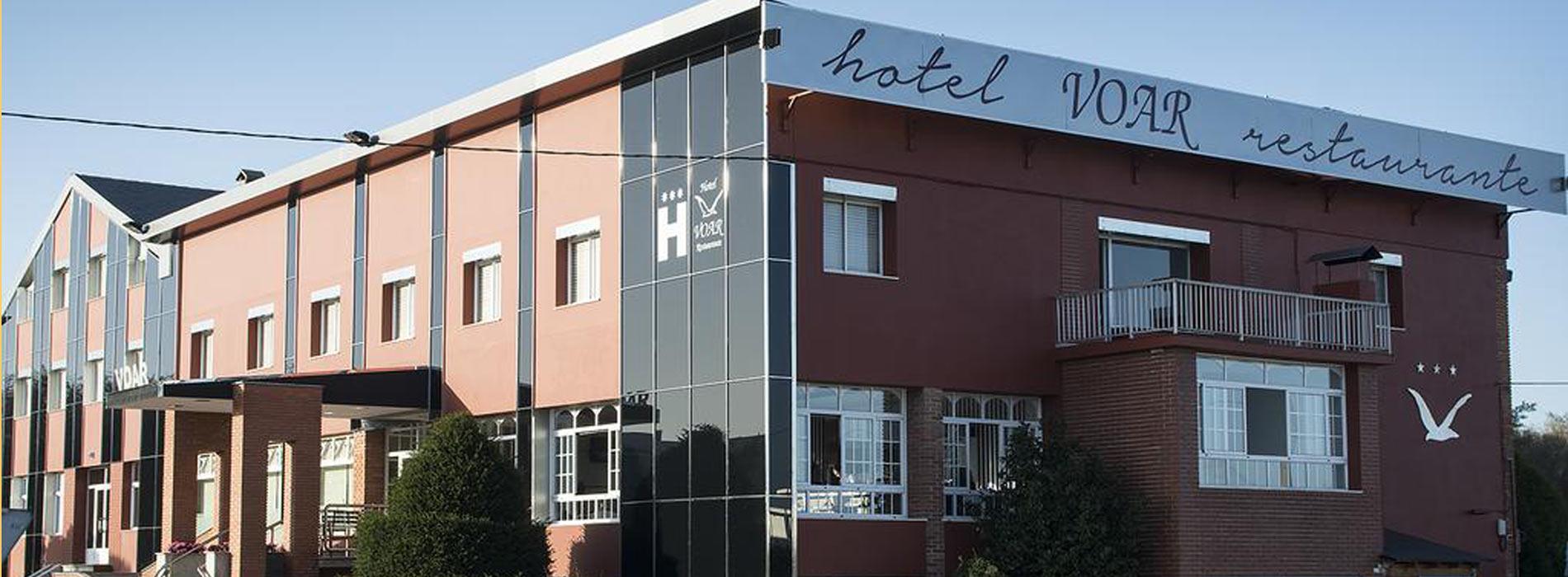 Hotel Restaurante Voar  galeria