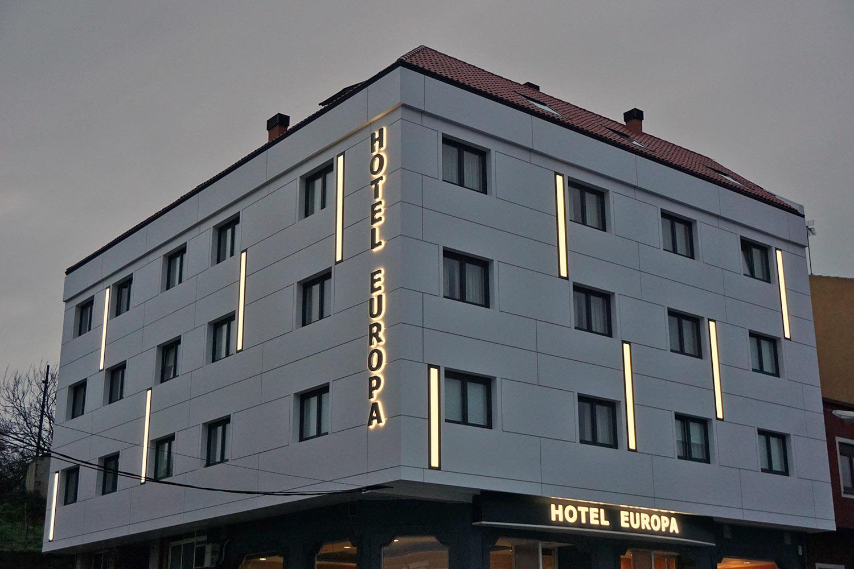 Hotel Europa (Arteixo)  galeria