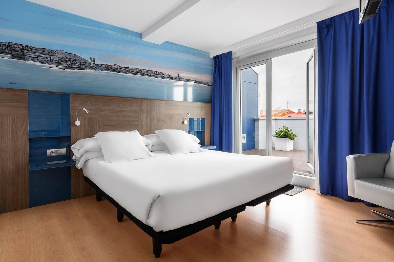 Eurostars Blue Coruña