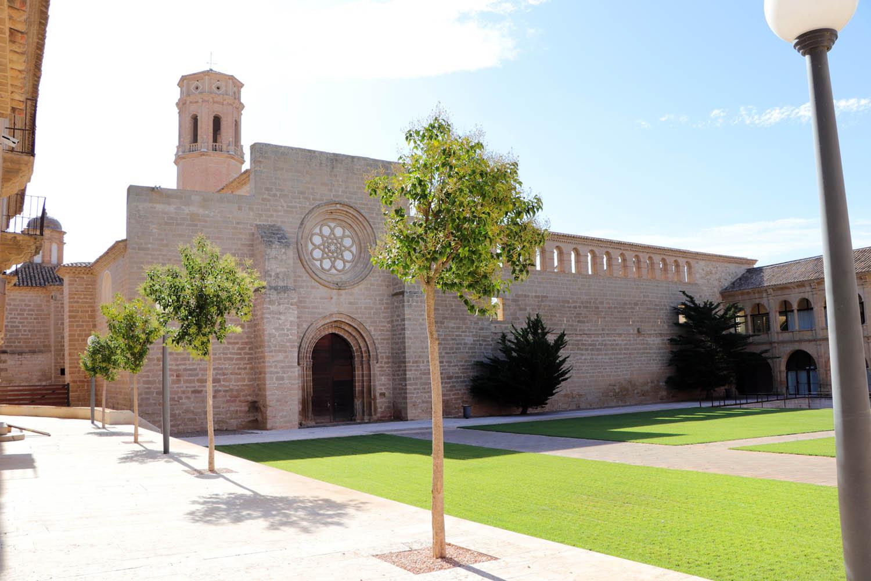 Hospedería Monasterio de Rueda  galeria