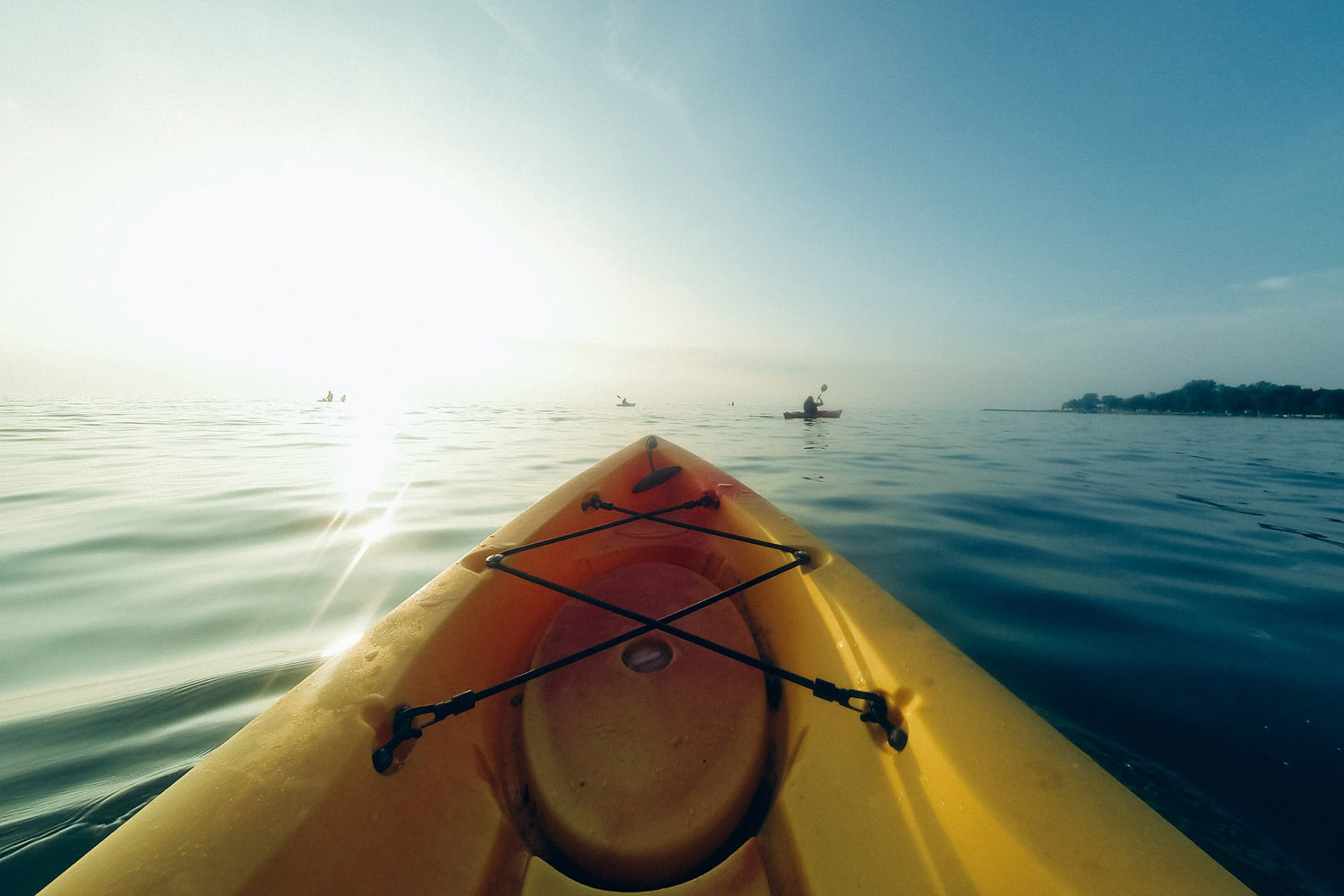 Oferta Kayak Embarcación Individual