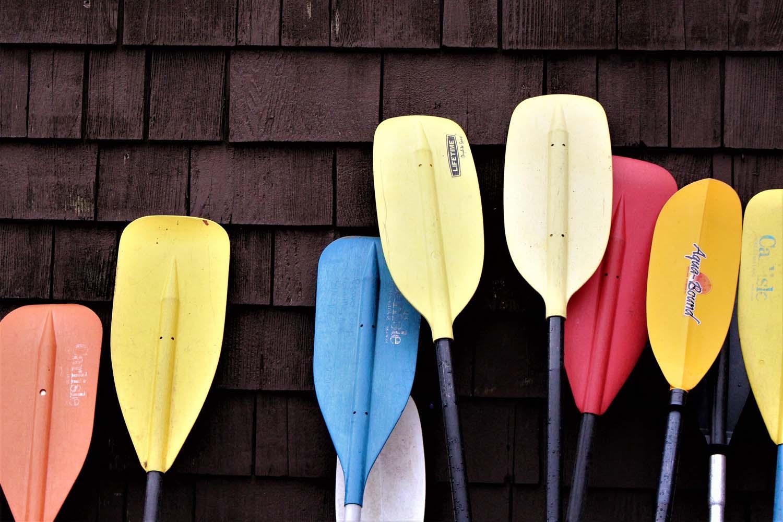 Oferta Kayak Embarcación Doble (2 noches)