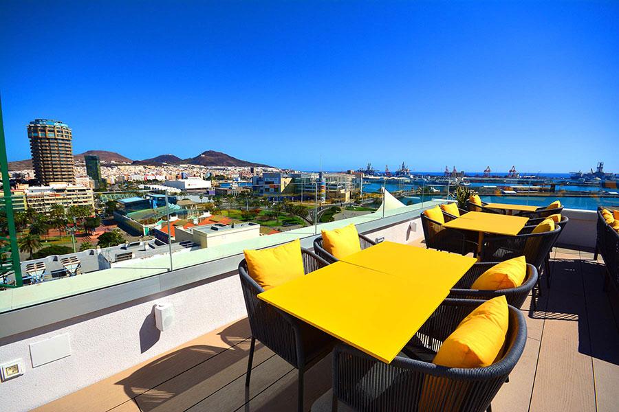 Ibex – Bar terraza