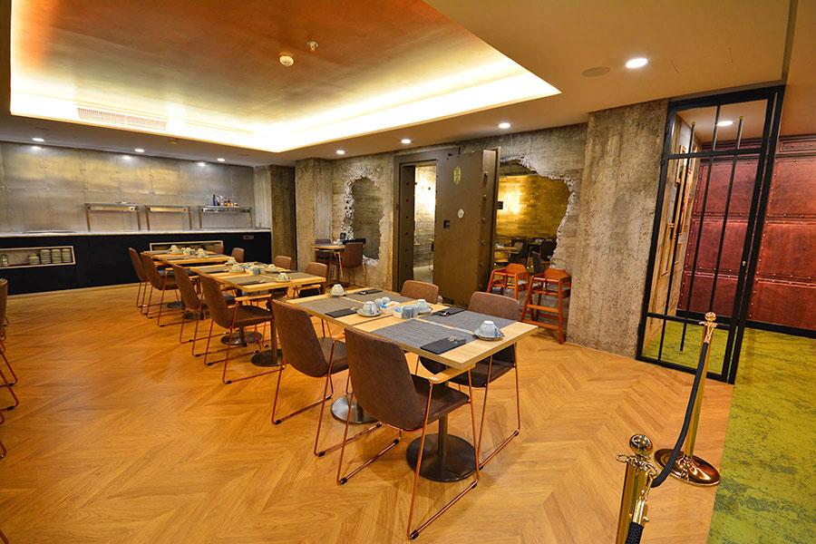 Tresor – Restaurante principal