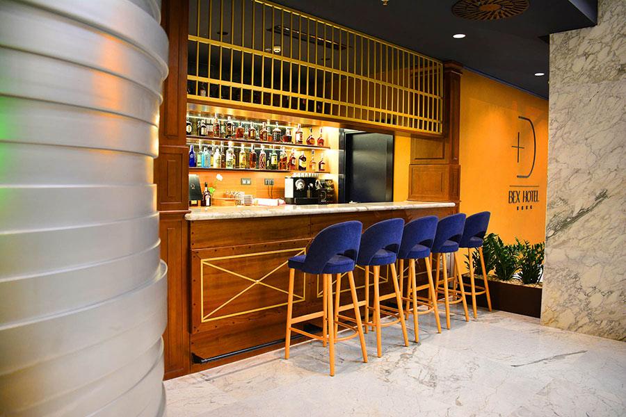 The Vault – Lobby Bar