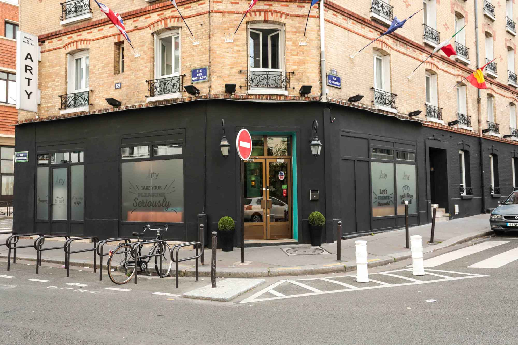 Arty Paris Porte de Versailles by River Hotels  galeria