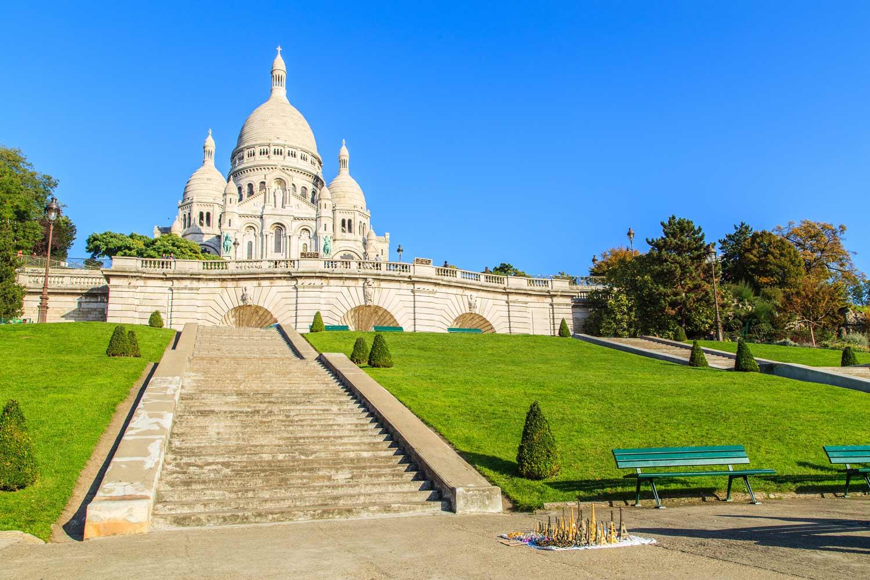 Sacré-Cœur et Montmartre