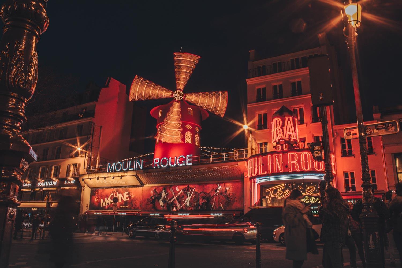Pigalle et Moulin Rouge dans le Quartier Rouge