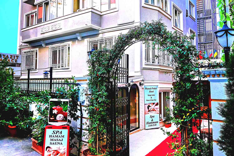 Beyazit Palace Hotel  galeria
