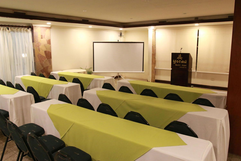 Guapurú Events Room