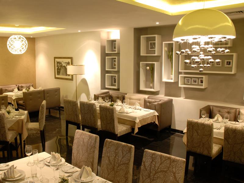 Restaurante LE MARIUS