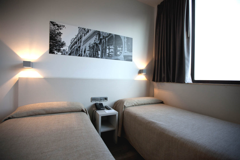 Hotel Ciutat de Sant Adrià  galeria