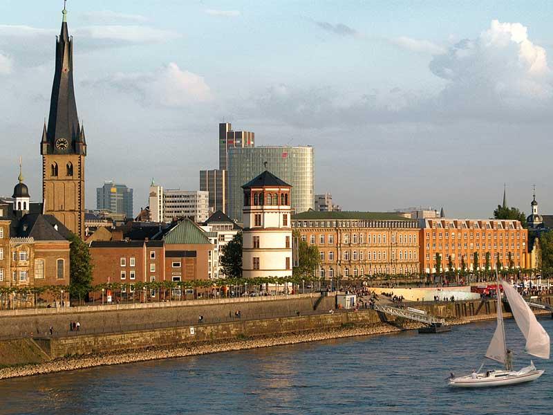 Hotel Residenz Düsseldorf  galeria